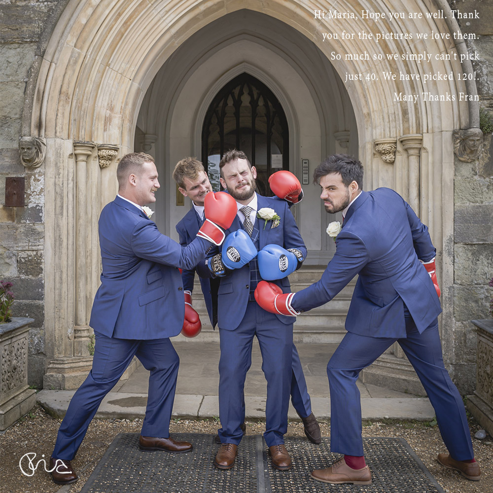 Sussex wedding photographers