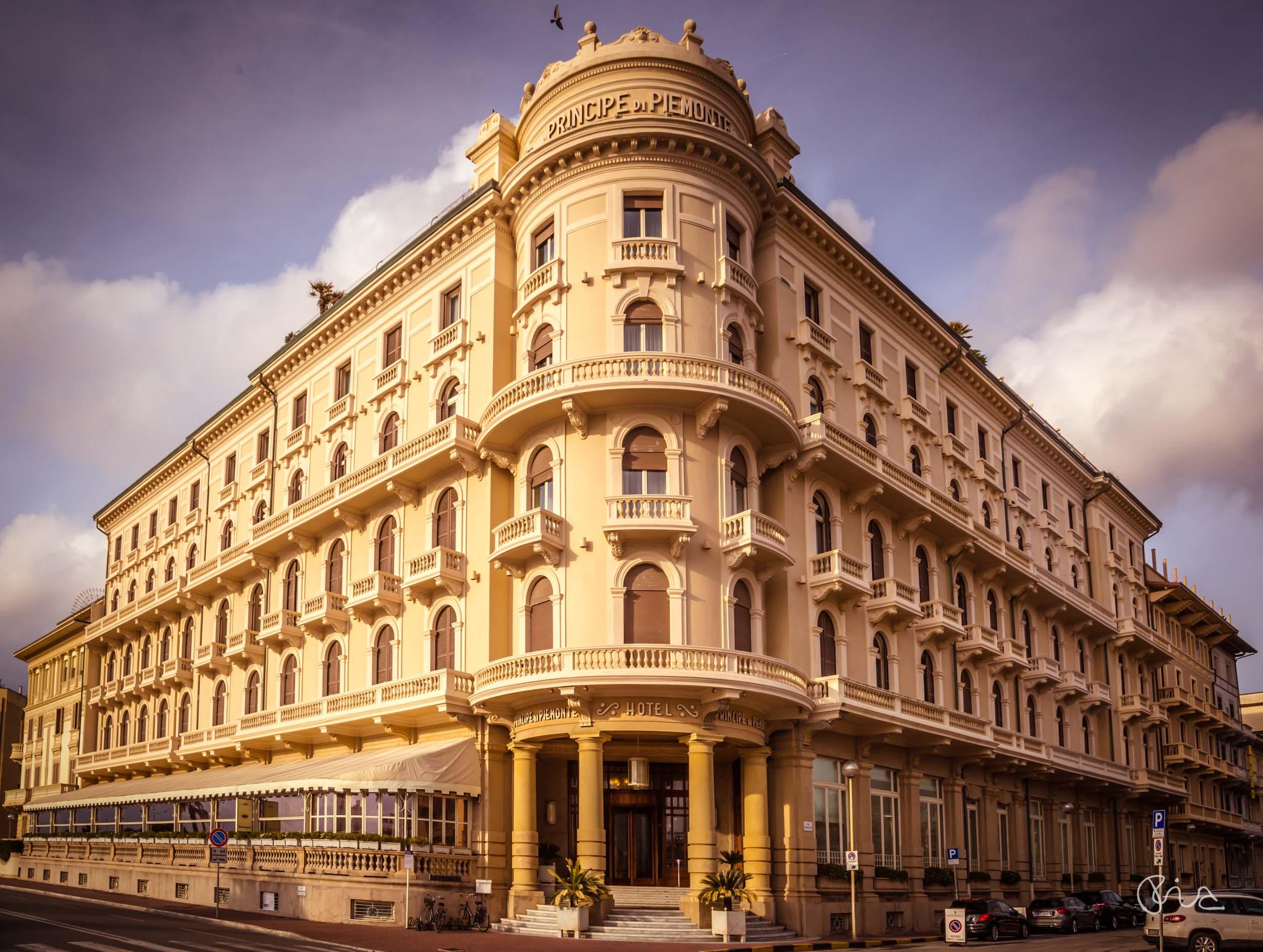 Hotel Principe di Piemonte in Viareggio