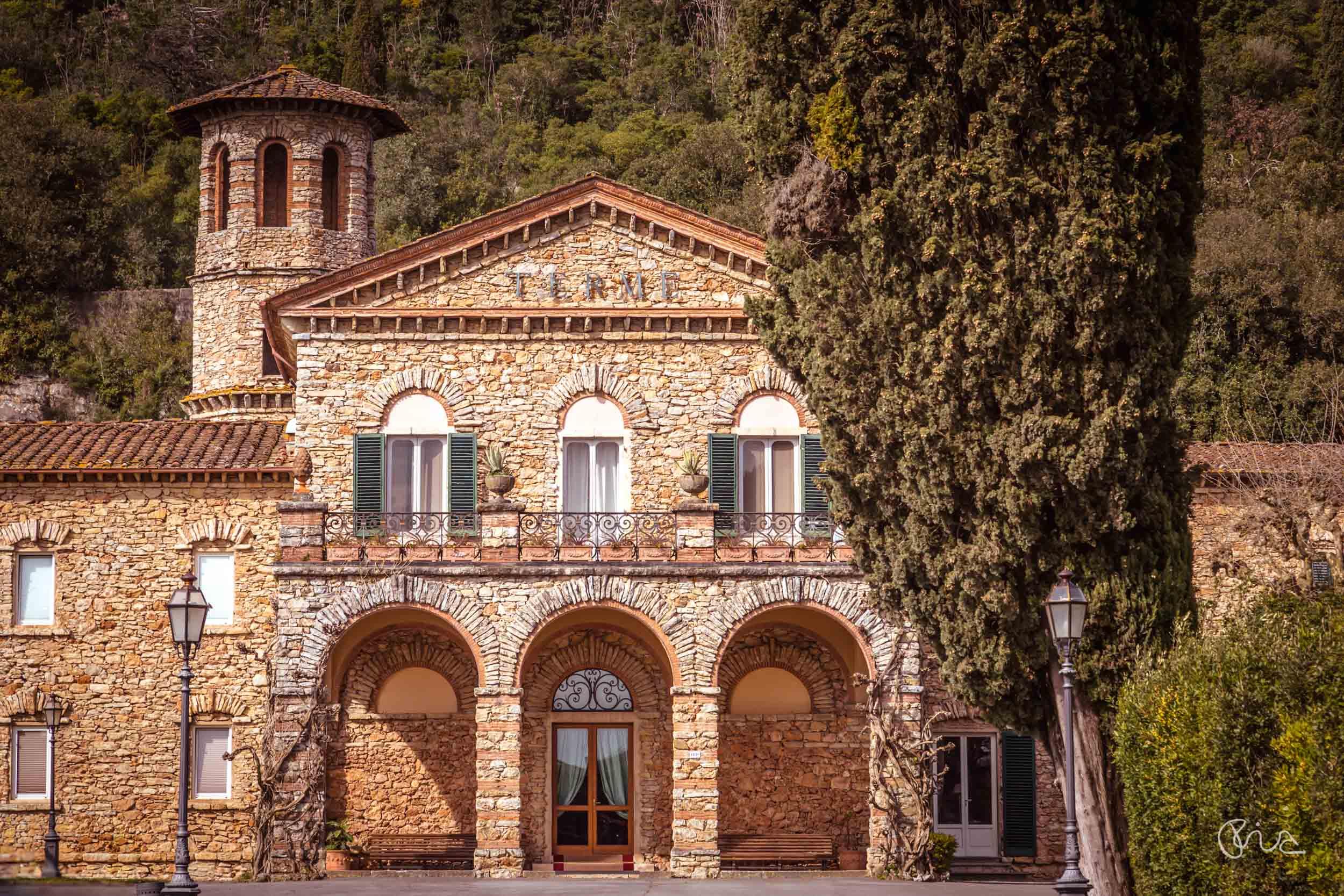 Grotta Giusti Resort Golf & Spa in Monsummano Terme, Tuscany