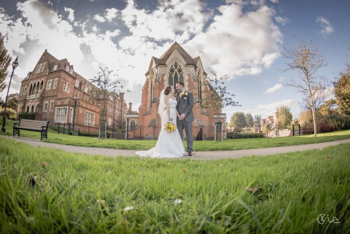 Weddings at All Saints Chapel in Eastbourne