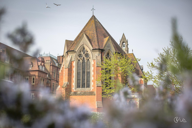 All Saints Chapel wedding venue in Eastbourne