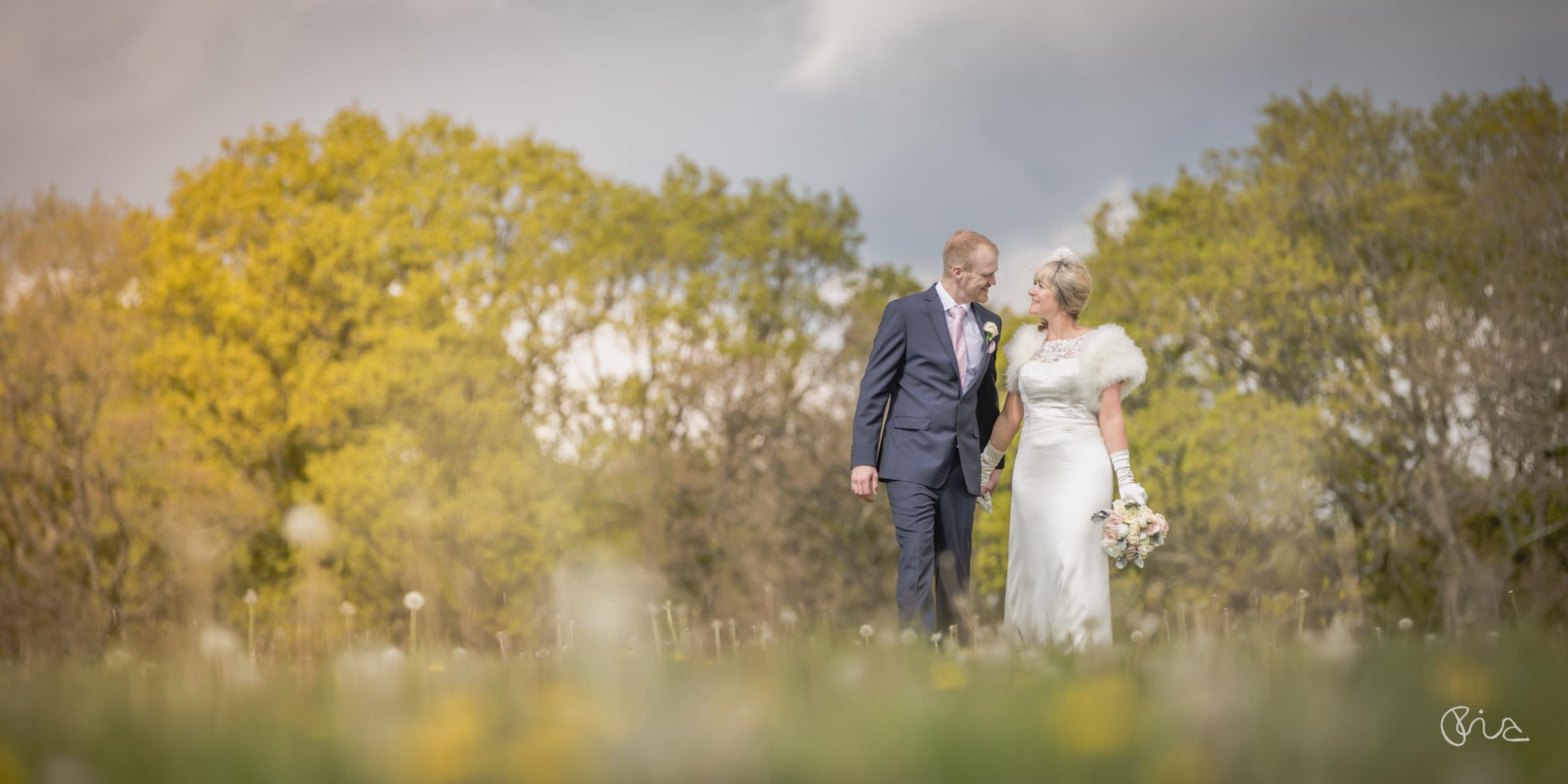 Chapel Barn wedding