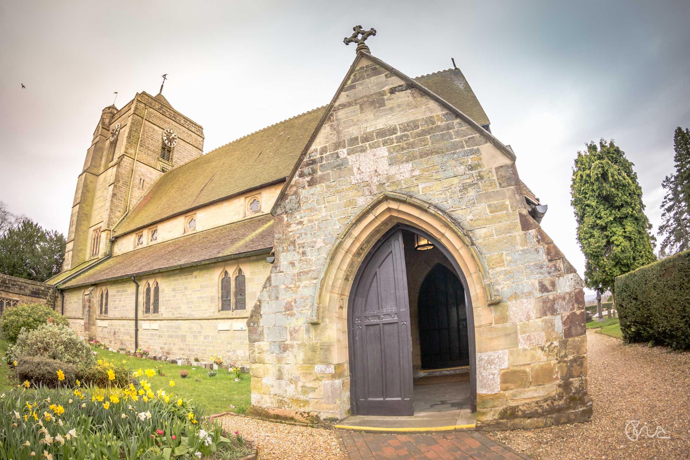 St Wilfred Church in Haywards Heath