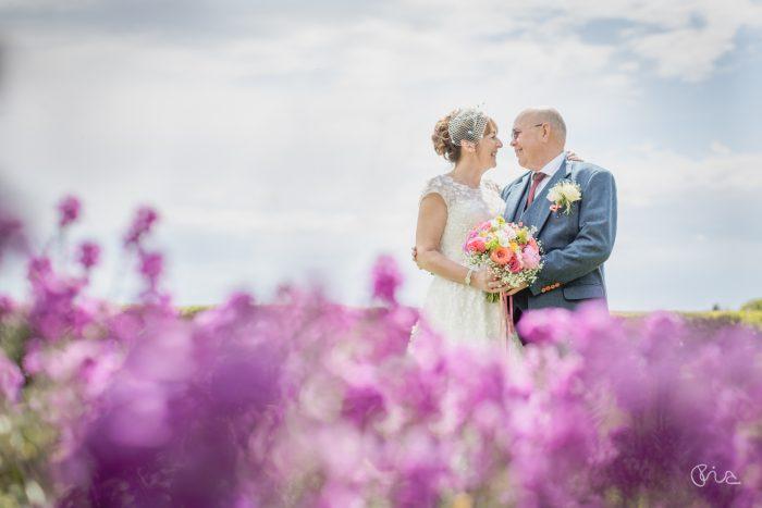 Couple shot at Hydro Hotel wedding