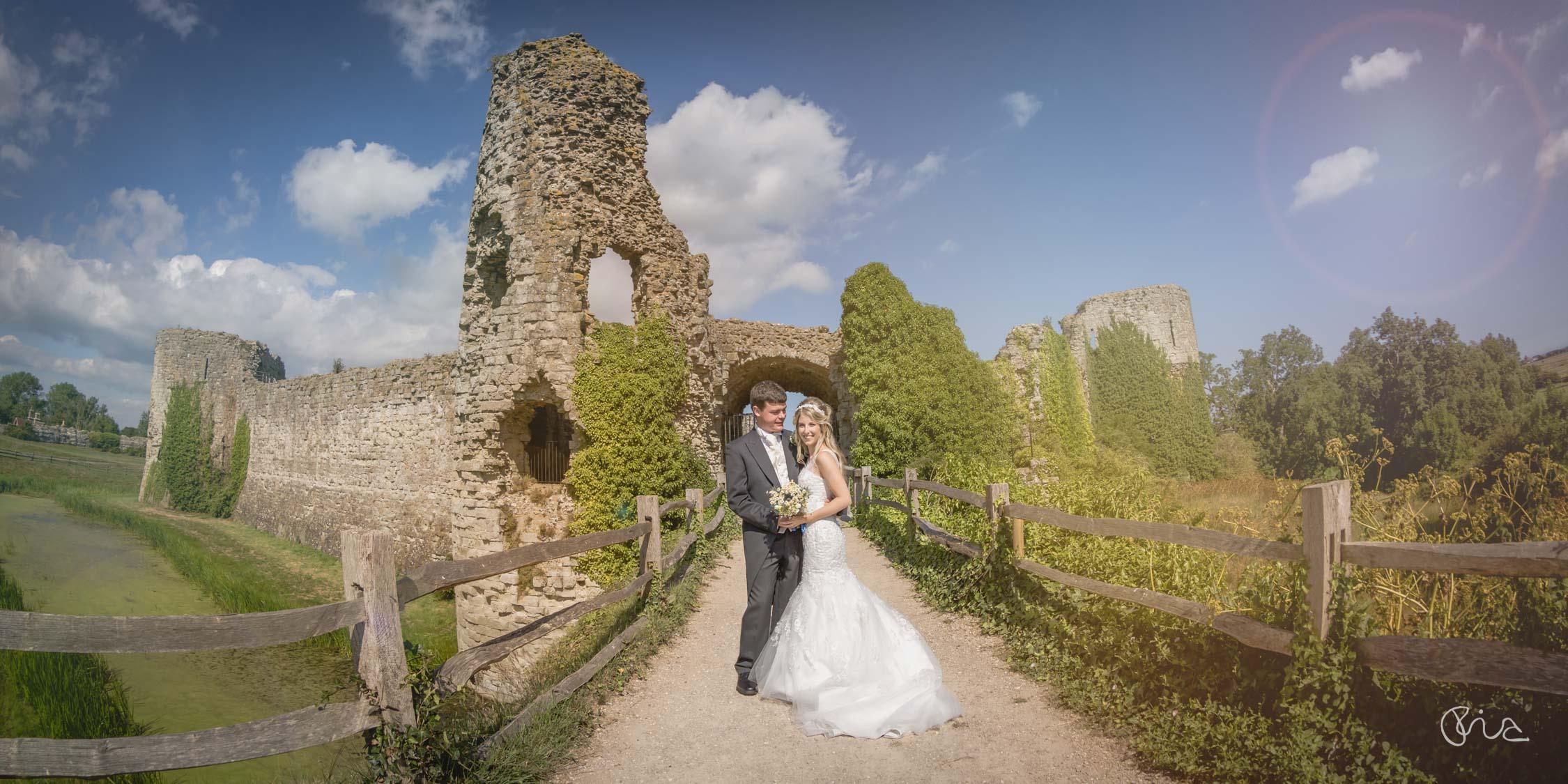 Pevensey wedding