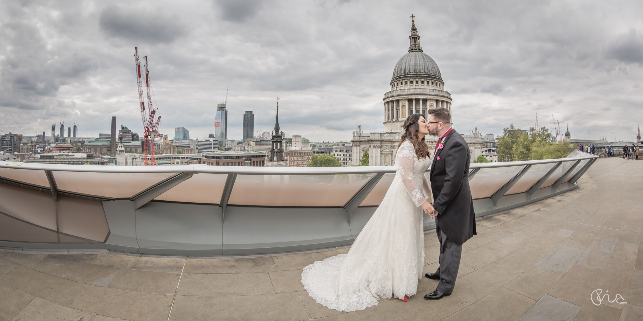 St Paul's Cathedral wedding in London