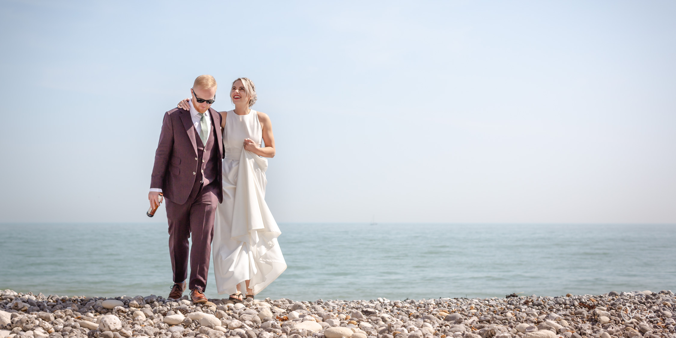 All Saints Chapel wedding in Eastbourne