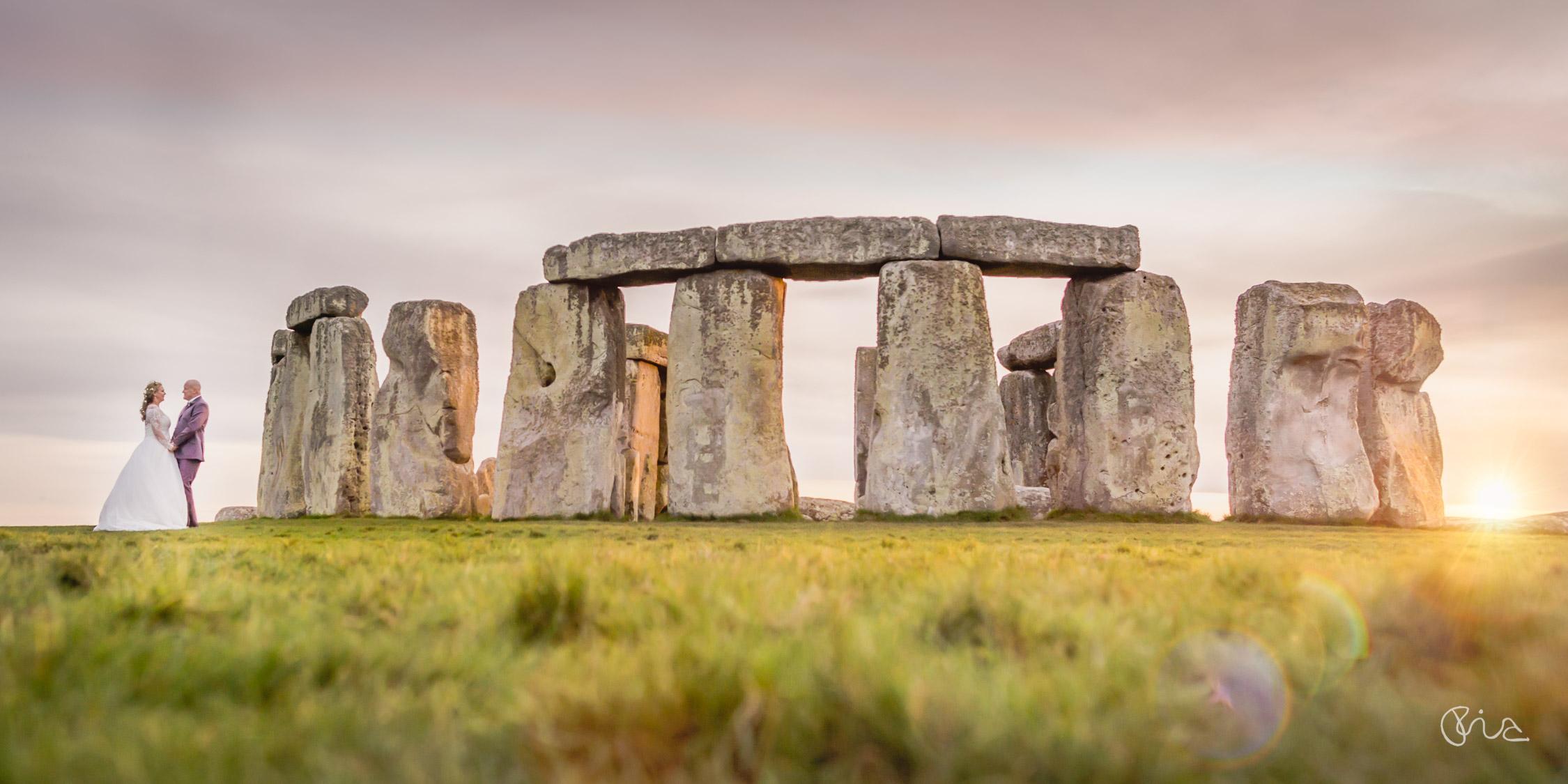 Stonehenge Wedding