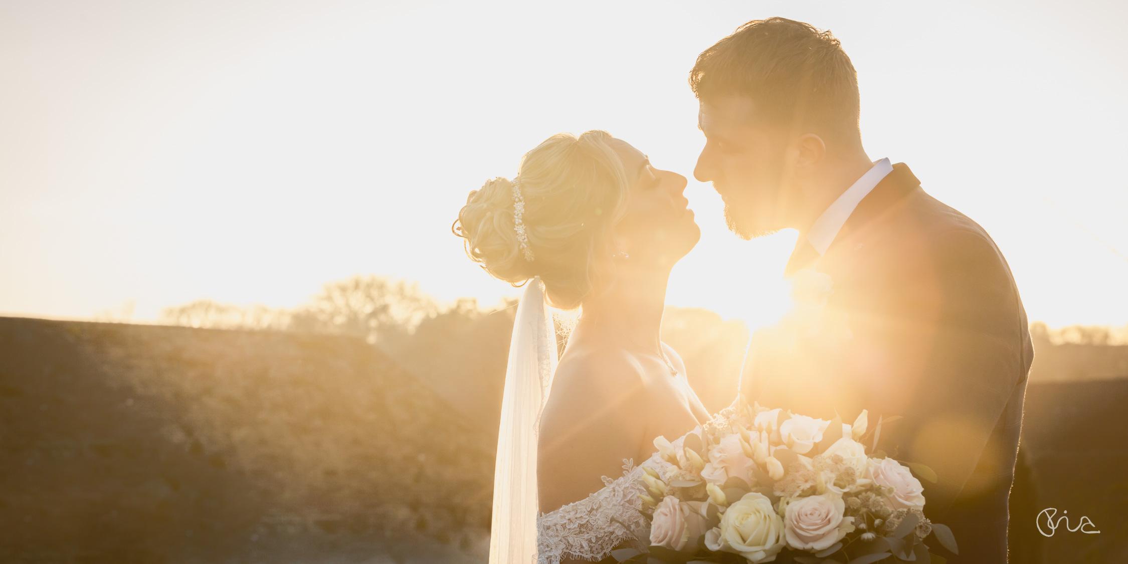 Pangdean Old Barn Wedding