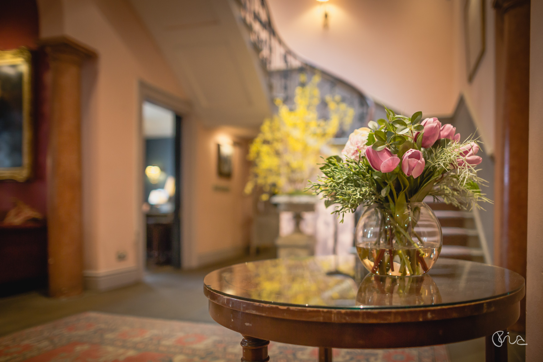 The Grange Hotel in York - Reception