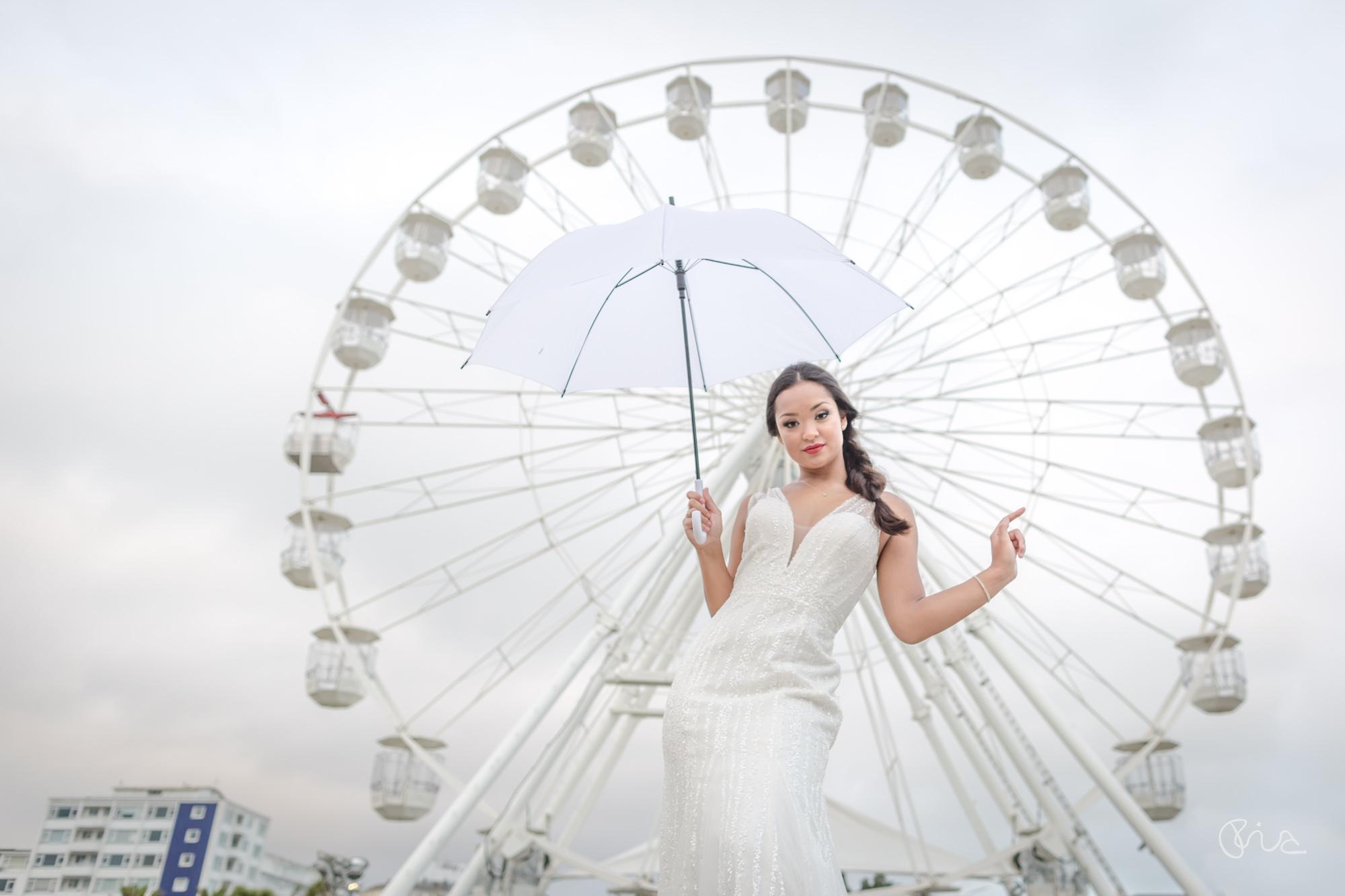 Bridal styled photo shoot