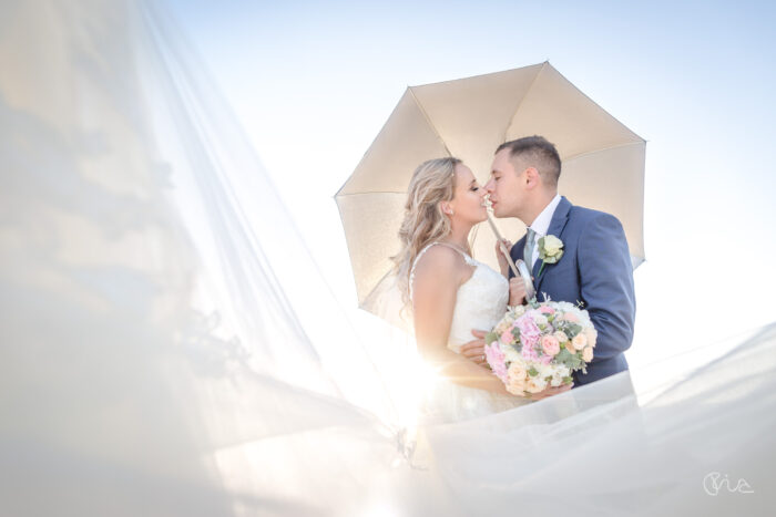 Sani resort wedding in Greece
