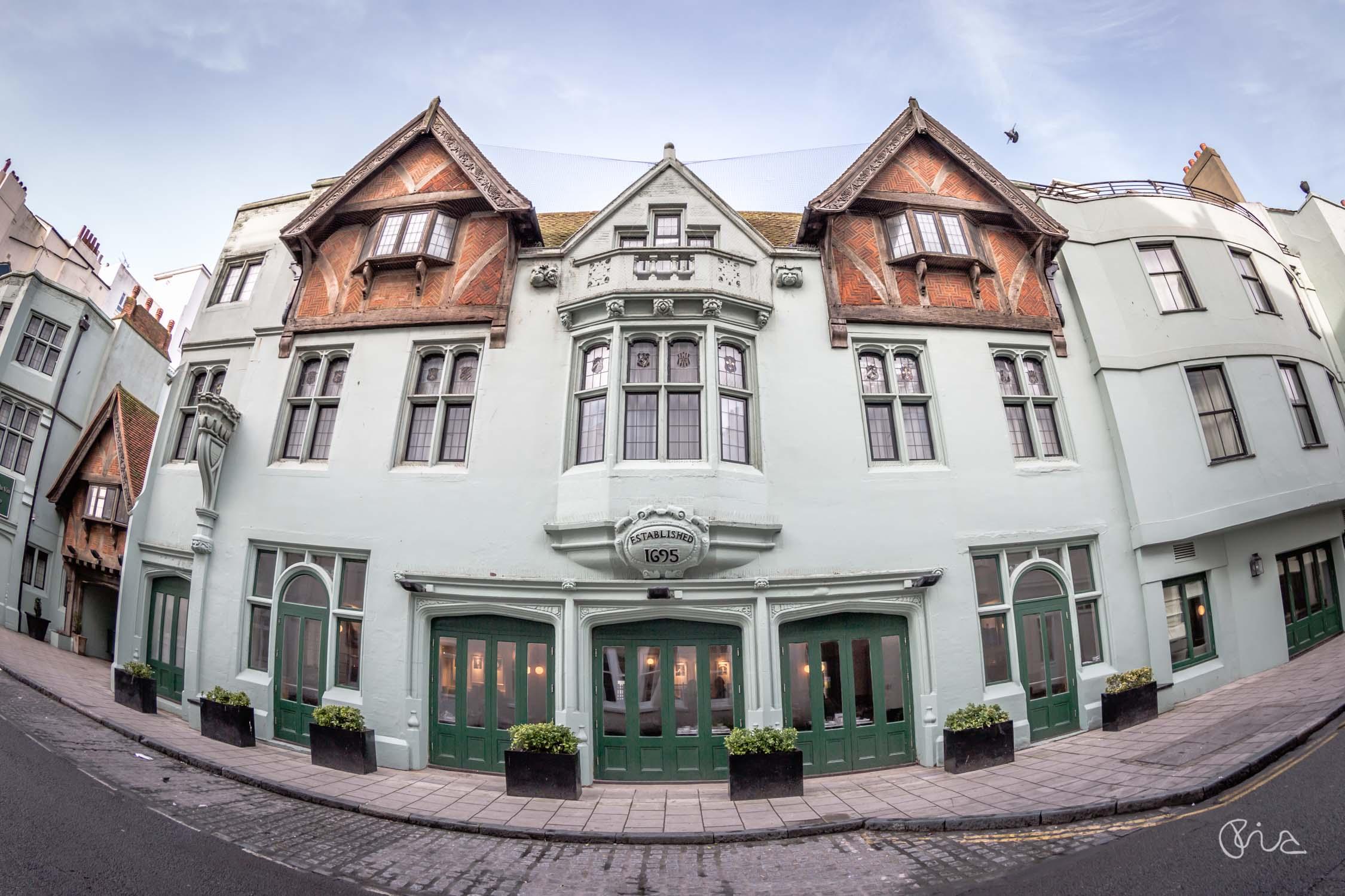 Hotel du Vin wedding in Brighton