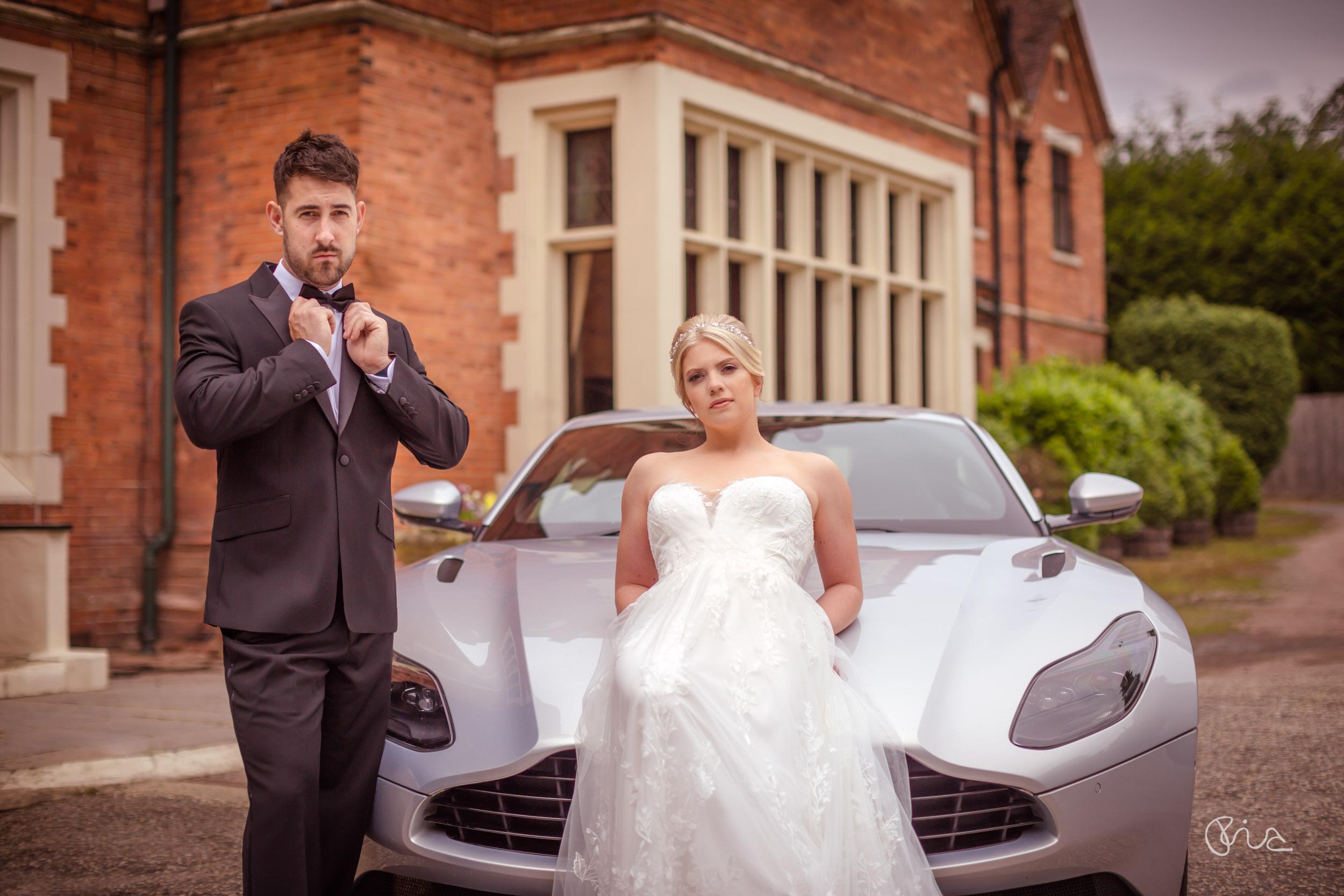 Highley Manor weddings